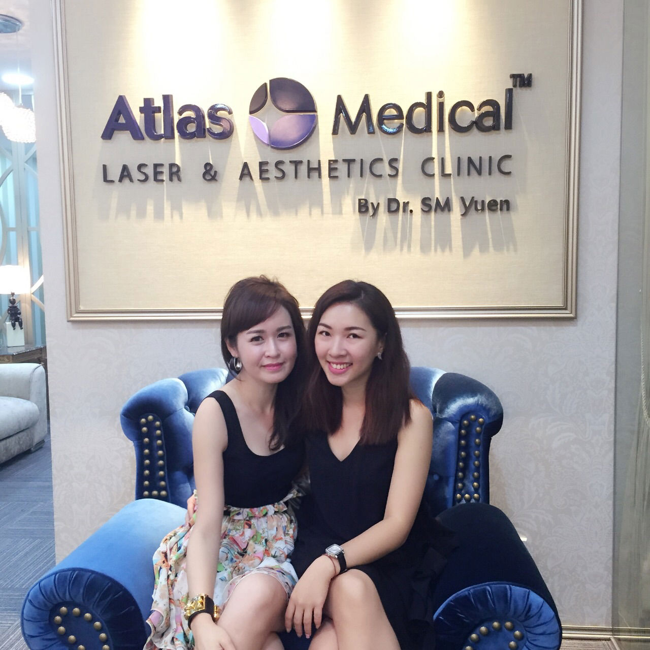 Ena's Skincare Sponsor Atlas Medical Clinic