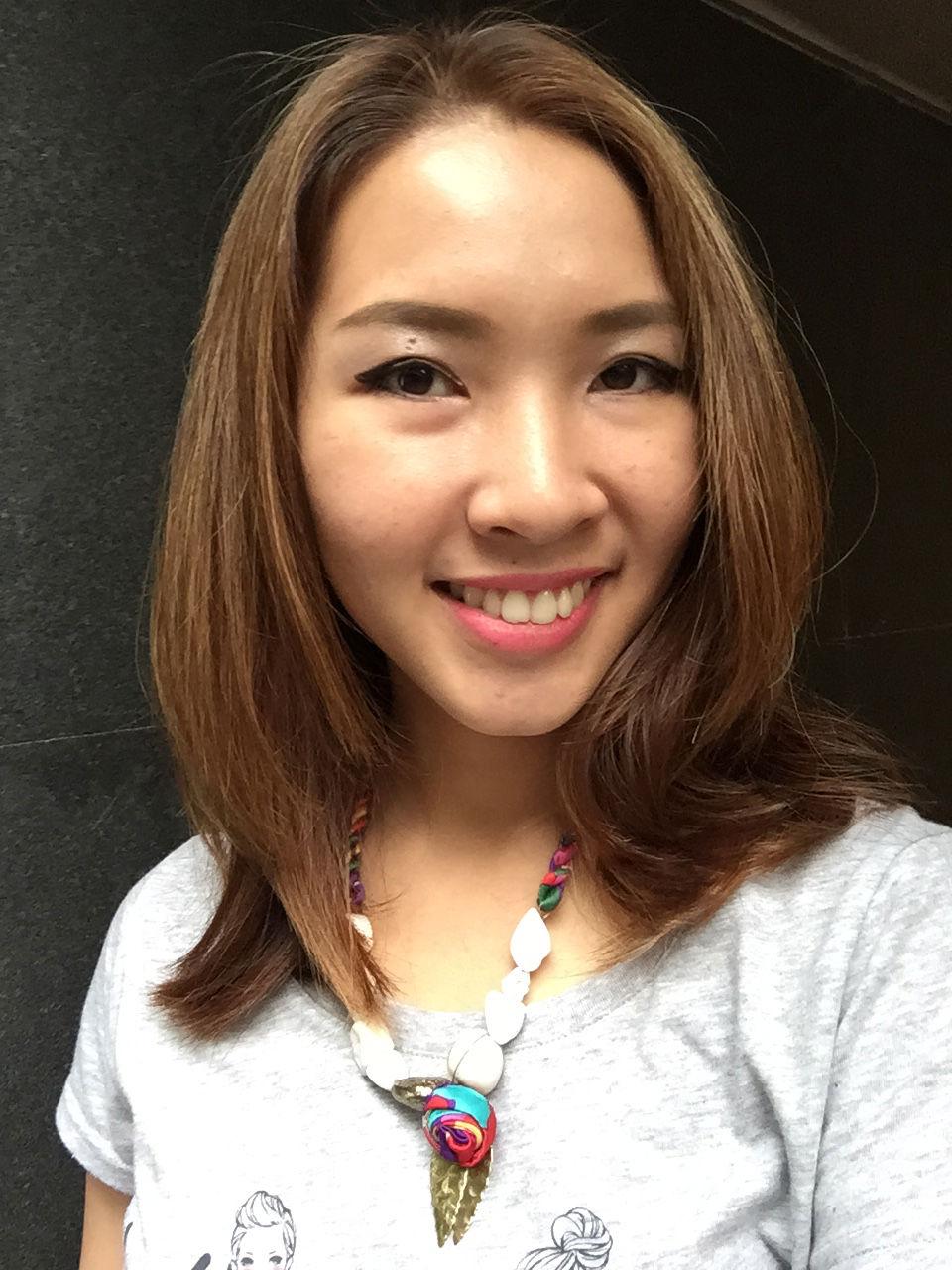 Ena's Hair Sponsor Chez Vous Salon