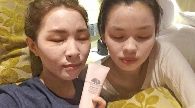 "Origins Rose Mask Review: Get that glowing ""no makeup"" selfie"