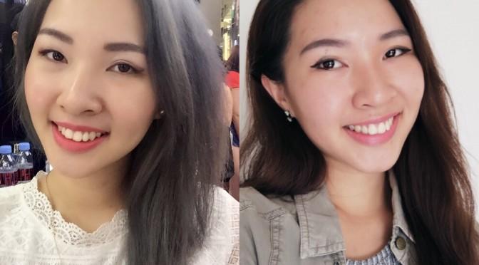 Rebuild damaged hair with Chez Vous' Trilogy System: Synchronized Advanced Hair Rebuilder