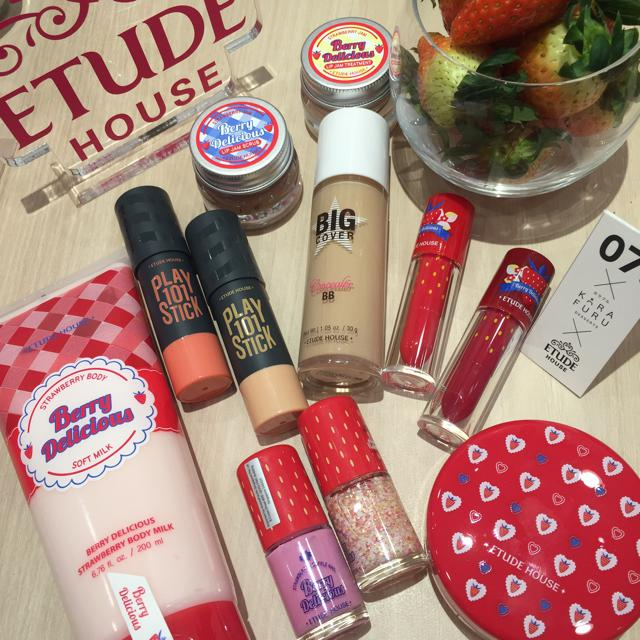 ETUDEHOUSE BERRY DELICIOUS COLLECTION REVIEW_0003