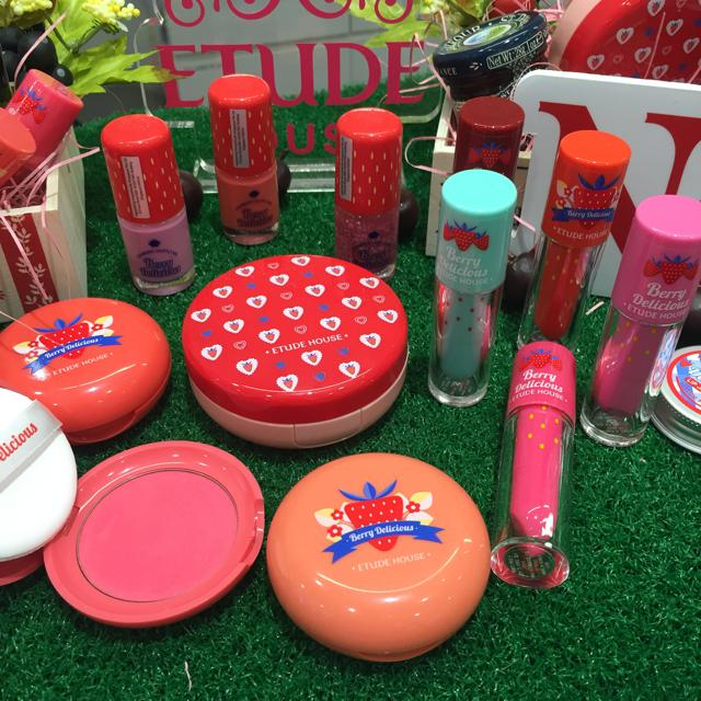 ETUDEHOUSE BERRY DELICIOUS COLLECTION REVIEW_0007