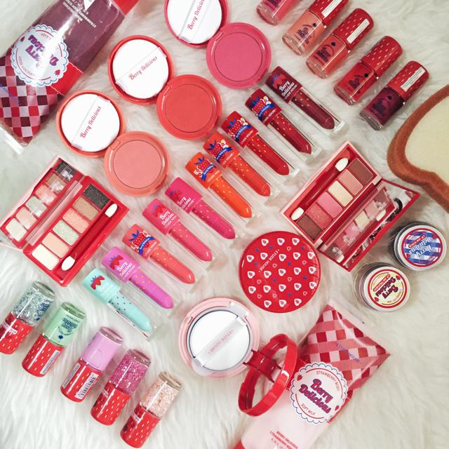 ETUDEHOUSE BERRY DELICIOUS COLLECTION REVIEW_0014