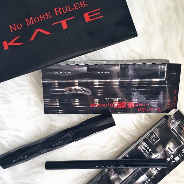 Kate Tokyo Long Lash Mascara Digital Eyeliner Blogger Review Ena Teo Enabalista_0000