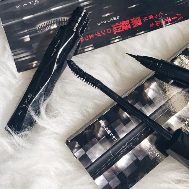 Kate Tokyo Long Lash Mascara Digital Eyeliner Blogger Review Ena Teo Enabalista_0001