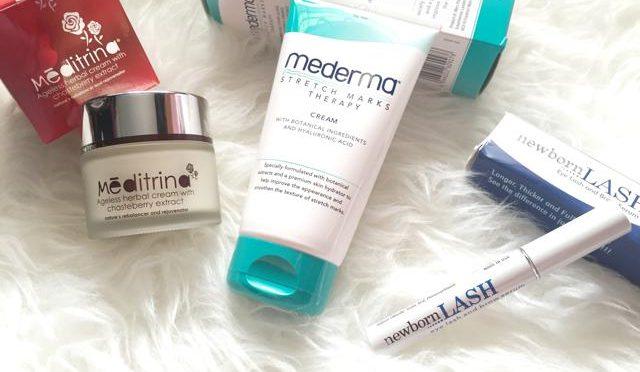 Medtrinia Ageless Herbal Cream and NewBornLash Serum? | Beauty Reviews