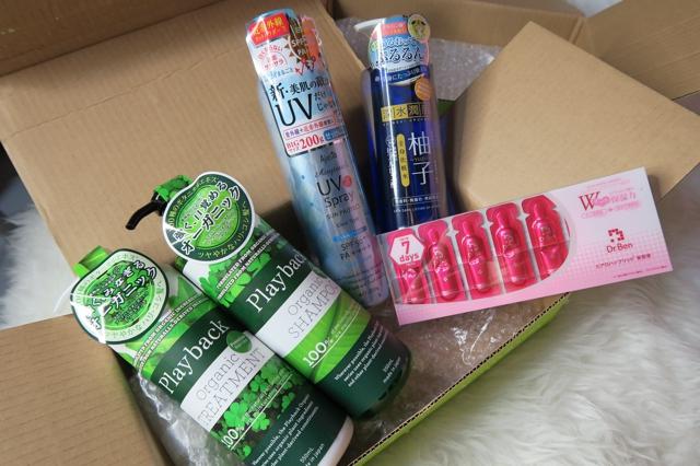Ajuste UV Body Spray Shinsui Uruhada Yuzu Body Lotion Dr Ben 7 Day Serum Review Enabalista_0001