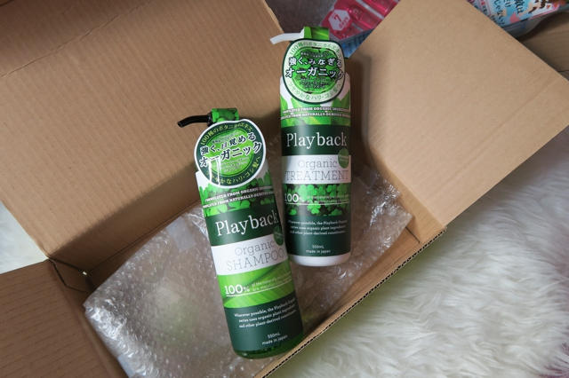 Playback Organic Shampoo & Treatment Review Enabalista_0000