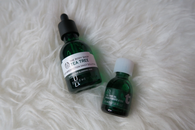 The Body Shop Tea Tree Wash Scrub Mask and Daily Solution Review Enabalista_0005